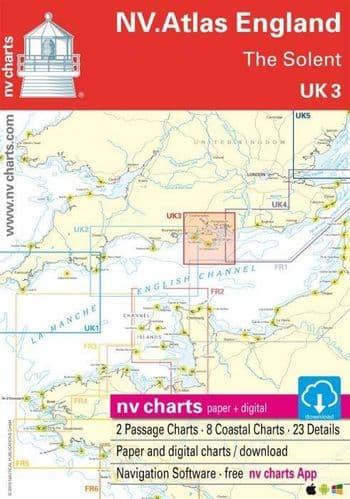 UK 3: NV Atlas England - The Solent